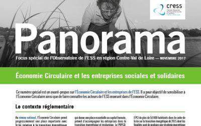 Focus spécial : Économie circulaire et entreprises de l'ESS