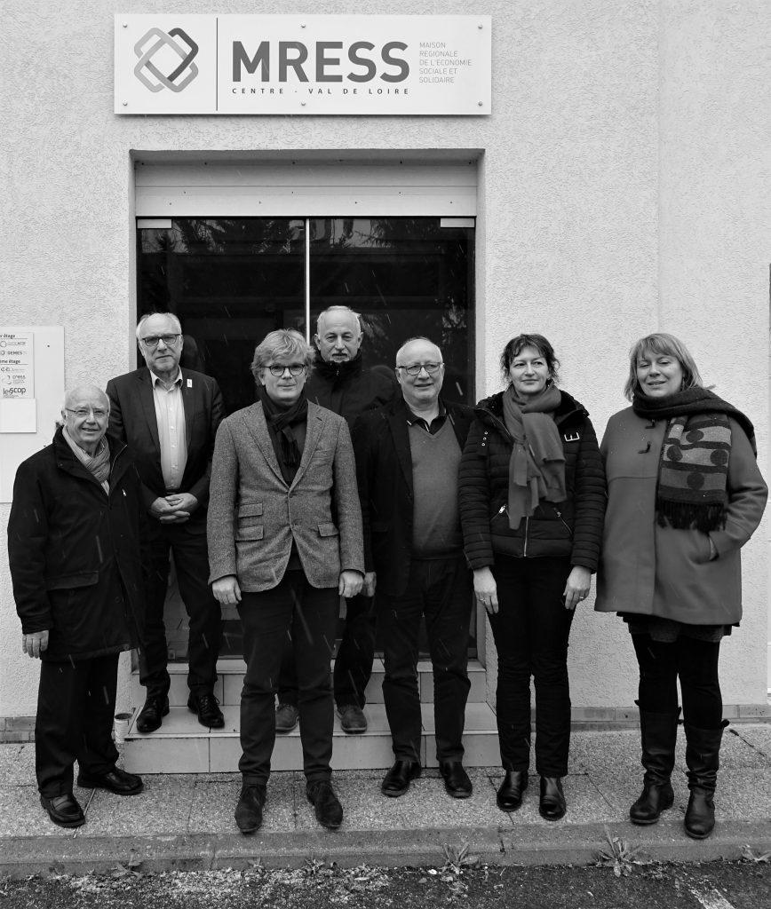 Visite Marc Fesneau MRESS