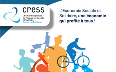 Plaquette institutionnelle de la CRESS Centre-Val de Loire