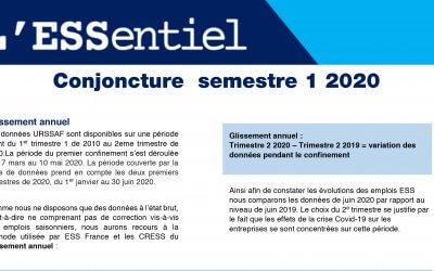 Essentiel Conjoncture semestre 1 2020
