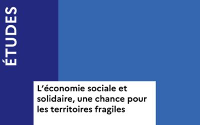 L'économie sociale et solidaire, une chance pour les territoires fragiles