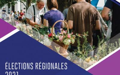 Régionales 2021 : le plaidoyer de l'UDES
