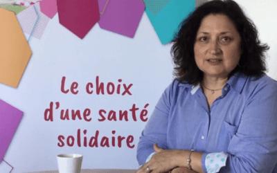 Rose-Marie Minayo, réélue Présidente de la Mutualité Française Centre-Val de Loire