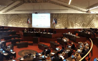 L'exécutif du Conseil Régional Centre-Val de Loire