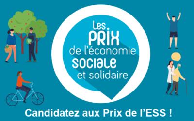 Candidatez aux PRIX ESS !