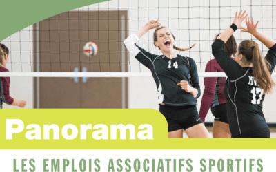 Panorama : les emplois sportifs associatifs